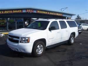 Used Chevrolet Suburban For Sale 2010 Chevrolet Suburban Used Cars For Sale Carsforsalecom
