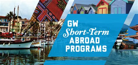 Term Courses Abroad After Mba by Term Office For Study Abroad The George
