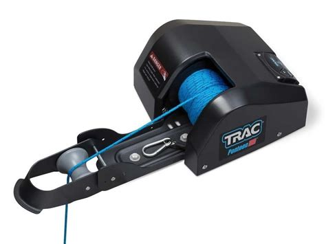 electric boat accessories trac outdoor pontoon 35 electric boat anchor winch