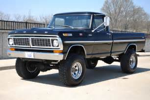 1970s Ford Trucks For Sale 1970 Ford F250 Napco 4x4 Sold