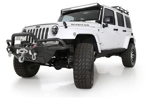 smittybilt jeep bumpers smittybilt 76724 src gen2 front bumper for 07 18 jeep