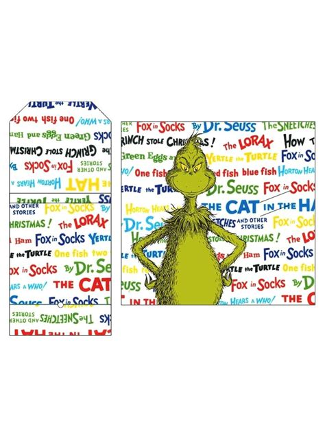 printable grinch bookmarks 139 best images about cat in the hat dr seuss party on