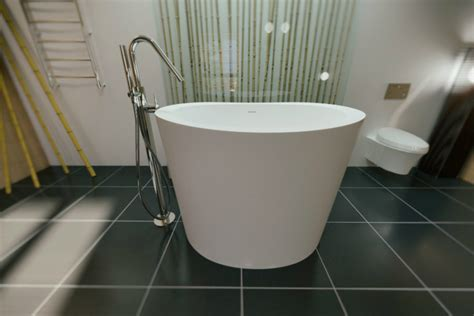 solid surface bathtub small bathtub designs made for ultimate relaxation