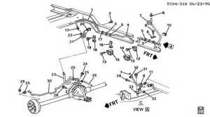 Brake Line Diagram 1998 Chevy Malibu 1996 Blazer Wiring Diagram 1996 Free Engine Image For