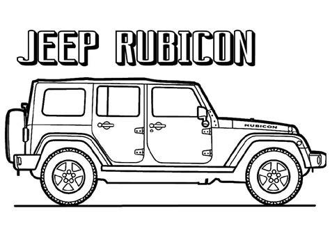 free coloring page jeep free jeep coloring pages to print http procoloring com