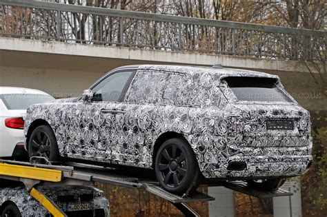 rolls royce cullinan price rolls royce cullinan suv closest look yet by car magazine