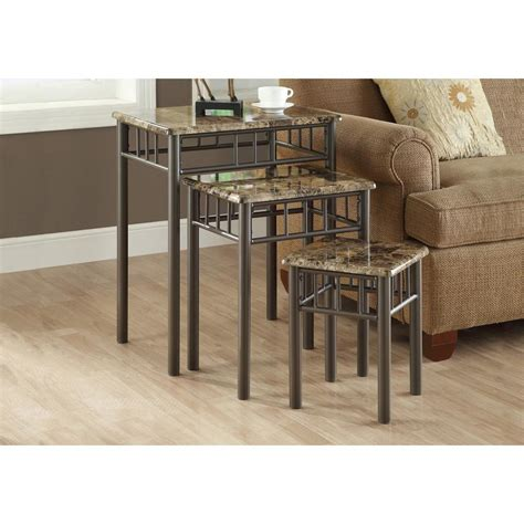 monarch accent table cappuccino international concepts portman unfinished end table ot 41