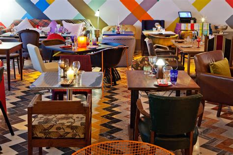 Sketches Restaurant by Sketch Guide