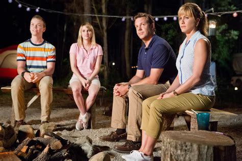 were the millers interview jason sudeikis jennifer we re the millers images we re the millers stars jason