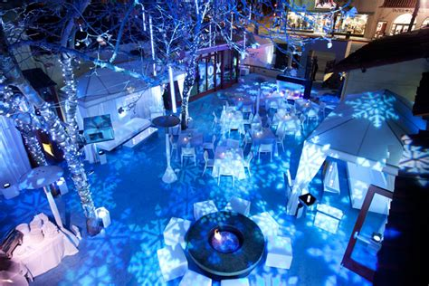 party themes for the winter russell harris event group produced a winter wonderland