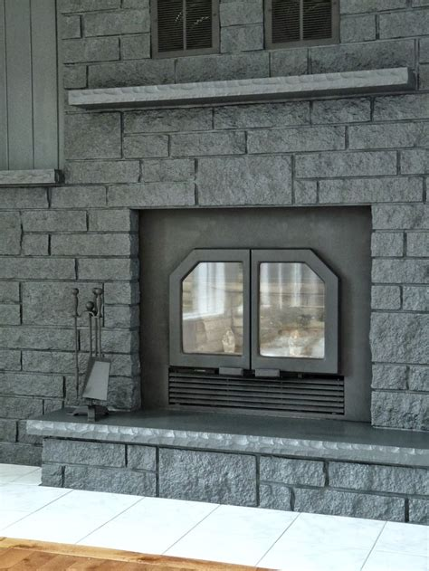 Painting Brick by Painting Brick Fireplace Grey Fireplace Design Ideas
