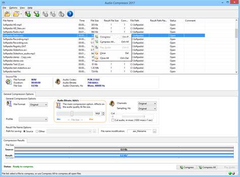 mp3 converter compressor free download audio compressor download