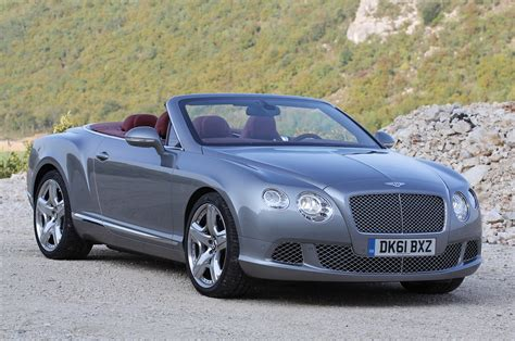 bentley gtc price 2012 bentley continental gtc first drive w video autoblog