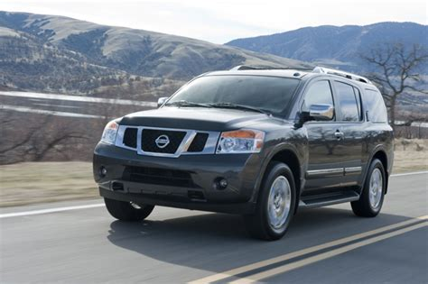 Nissan Jeep 2012 2012 Nissan Truck And Suv Lineup Road