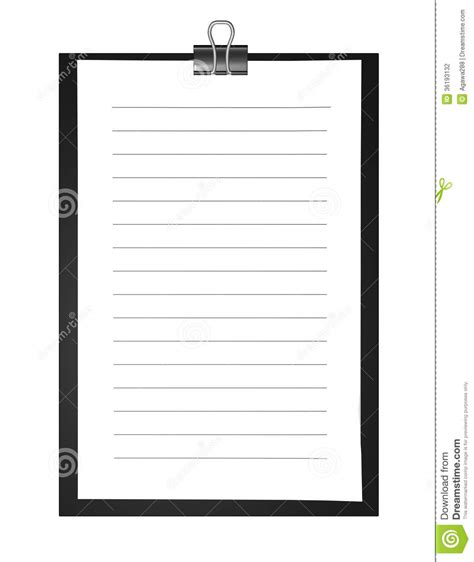air background paper template background note paper with lined paper sheet and copy