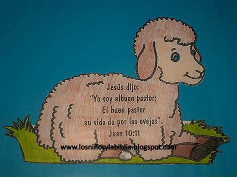 imagenes de jesus el buen pastor para nino los ni 241 os y la biblia jes 250 s el buen pastor texto visualizado
