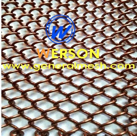 metal coil drapery metal coil drapery for room divider werson wire mesh