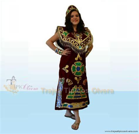imagenes de trajes aztecas diversidad cultural de m 233 xico trajes t 237 picos