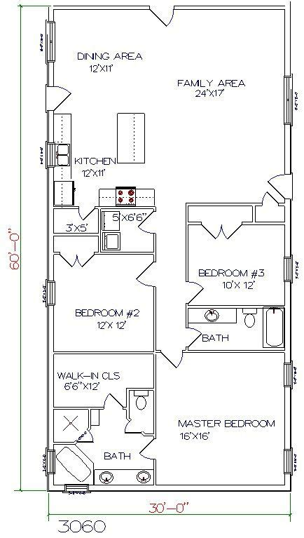 purpose of floor plan 30 barndominium floor plans for different purpose