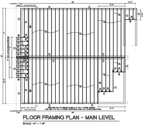 floor framing plan owens laing llc sle framing plans