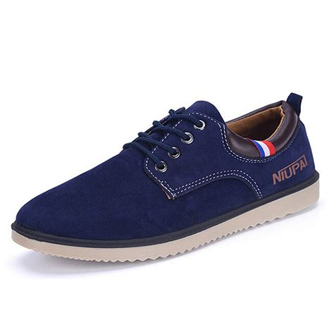 new fashion casual shoes high quality suede rubber