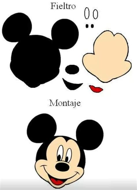 mickey mouse template for cake 732 best images about felt craftiness on felt