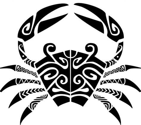 tribal crab tattoo the lurid low brow tiki of brad tiki shark