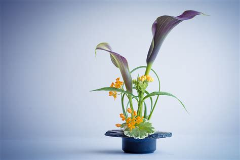 Quilling Vase 26 Lovely And Unique Ikebana Flower Arrangements