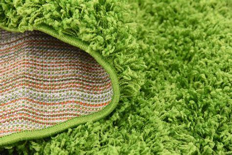 green fluffy rug green shaggy rug warm soft carpet fluffy modern style contemporary plain design ebay