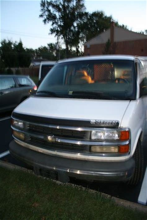 automobile air conditioning service 1996 chevrolet g series 1500 user handbook buy used 1996 chevrolet chevy sherrod 1500 g10 work van in wilmington delaware united states