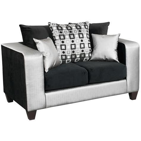 flash furniture riverstone velvet living room set jet com riverstone implosion black velvet loveseat flash