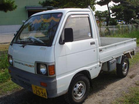 daihatsu hijet truck 4wd 1989 used for sale