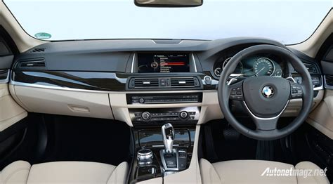 luxury bmw interior bmw 510d luxury interior autonetmagz