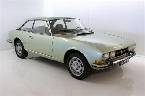 peugeot 504 coupe pininfarina peugeot 504 pininfarina coupe 2 7 v6 1973