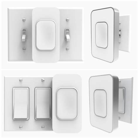 Bluetooth Light Switch by Switchmate Lockitron For Your Light Switches Connected