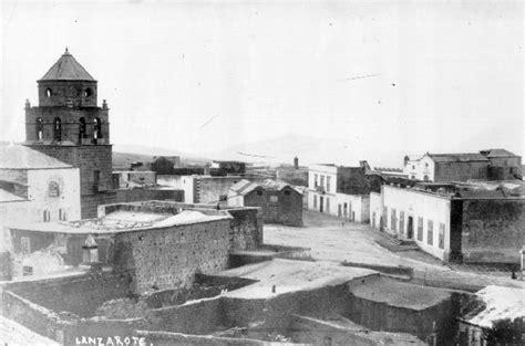 fotos antiguas lanzarote teguise ao 1897