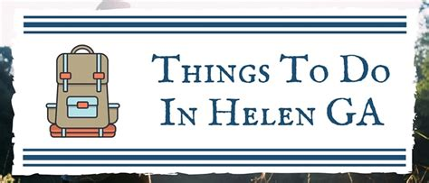 Things To Do In A Cabin by Things To Do In Helen Ga Helen Ga Attractions