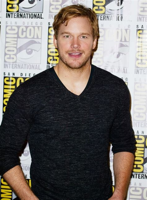 chris pratt chris pratt picture 26 comic con international 2013 marvel photocall