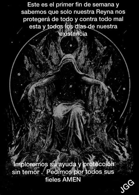 imagenes satanicas de la muerte im 225 genes de la santa muerte con frases chidas im 225 genes