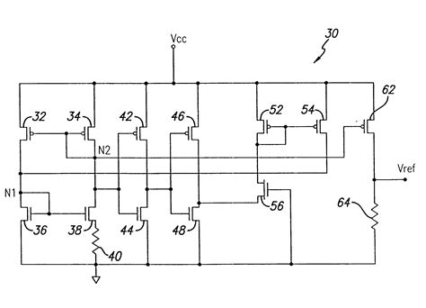 bootstrap generator circuit patent us6566850 low voltage low power bandgap reference circuit with bootstrap current