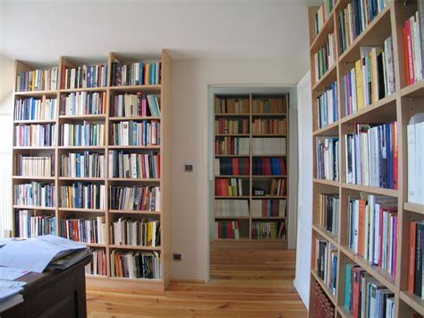 floor to ceiling bookshelf bookcases frits kuitenbrouwer tailor made furniture