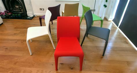 Argenta Coloured Faux Leather Dining Chair Product Coloured Leather Dining Chairs
