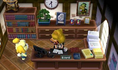animal crossing  leafmayor strategywiki  video