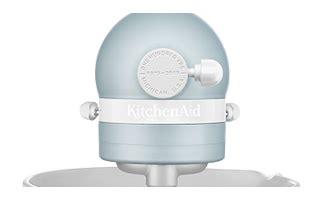misty blue limited edition heritage artisan series model   quart tilt head stand mixer