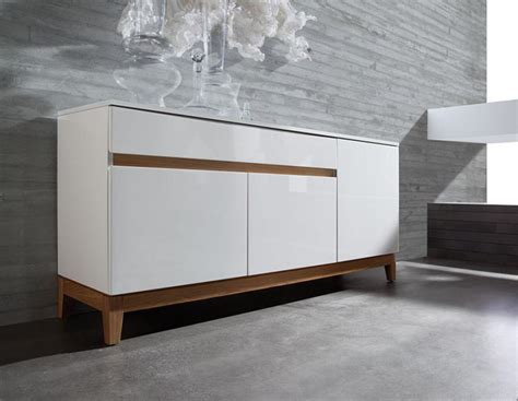 Ideas For Contemporary Credenza Design Functional Furniture White Buffet Sideboard All Furniture