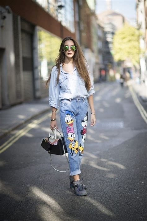 embroidered jeans  ways  wear embroidered jeans  work