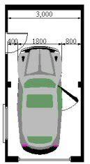 Garage Size by Faq Garage Sizes