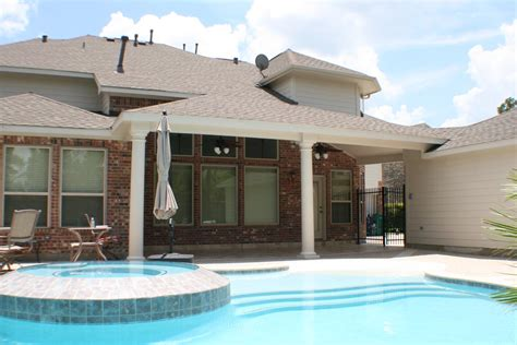 Patio Covers In Houston by Patio Cover In Houston Tx Hhi Patio Covers