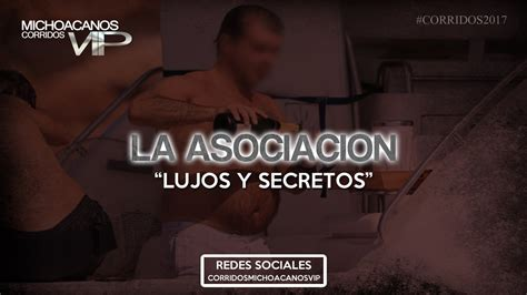 2017 trocas y corridos youtube lujos y secretos la asociacion corridos 2017 169 2016