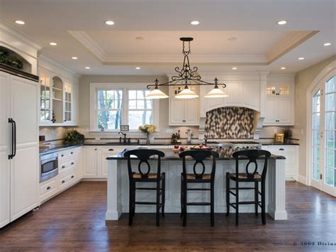ideas for kitchen ceilings kitchen tray ceiling designs ideas